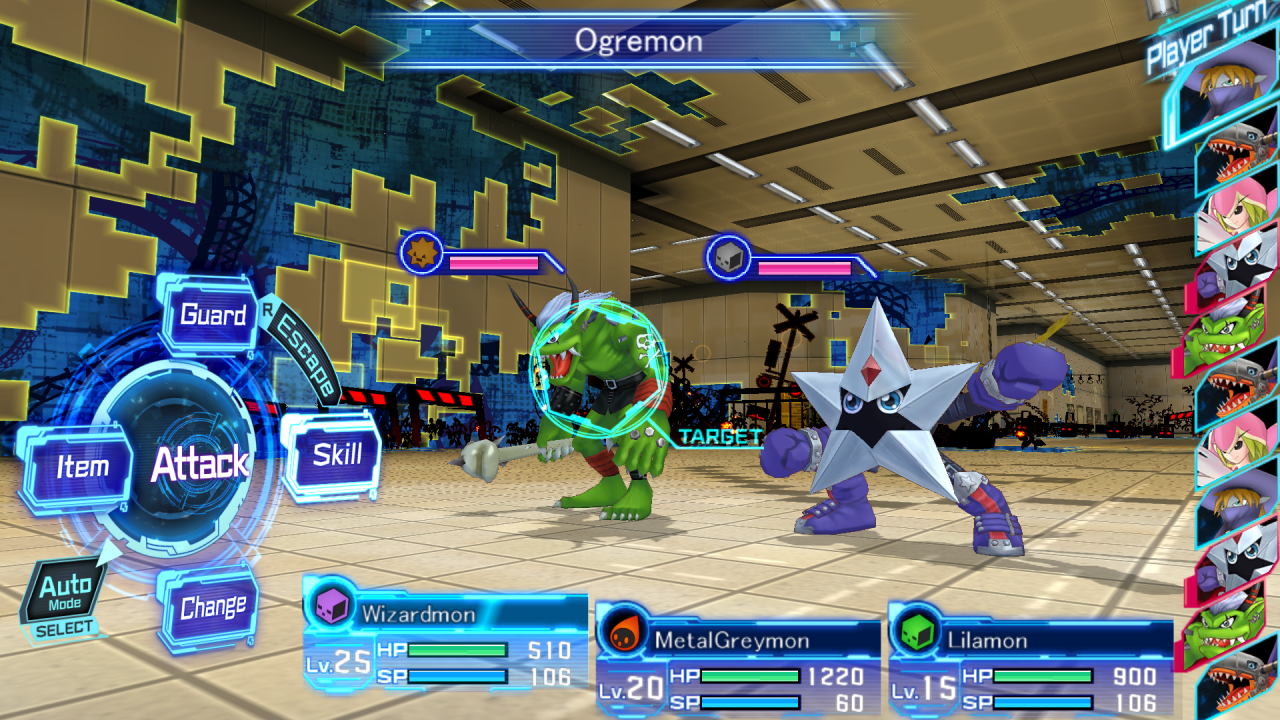 Fragtist Digimon Story Cyber Sleuth (1)