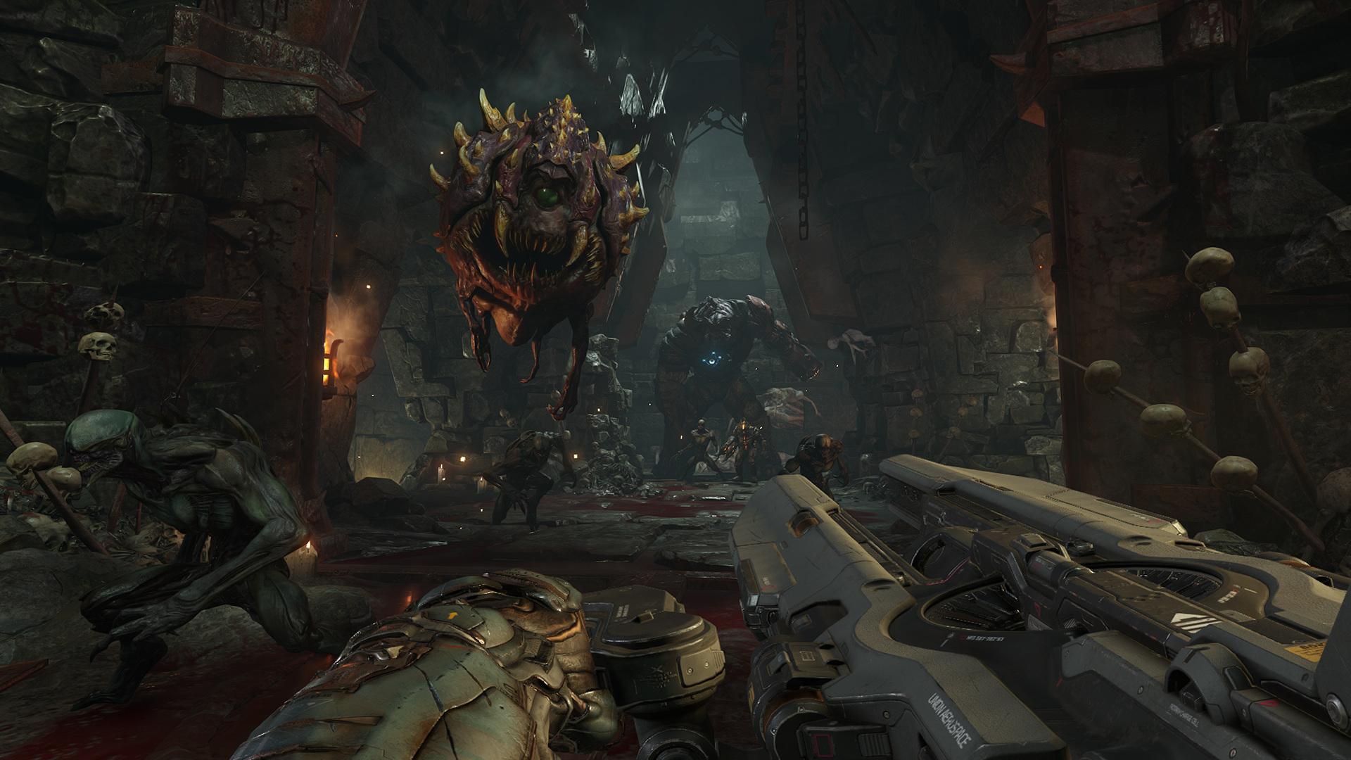 Fragtist Doom Ekran Görüntüsü (1)