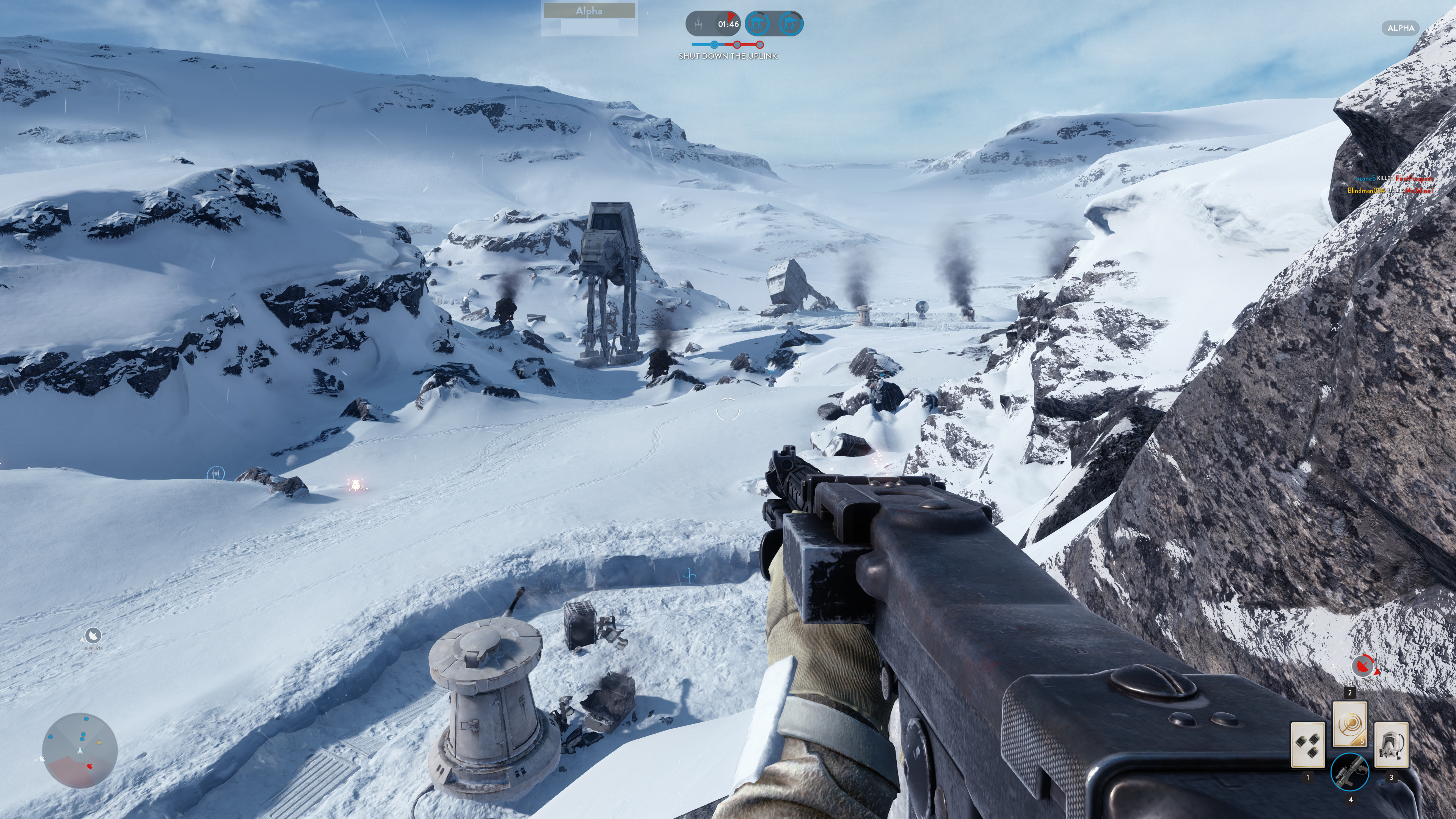 Fragtist Star Wars Battlefront Kapalı Alfa Multiplayer (1)