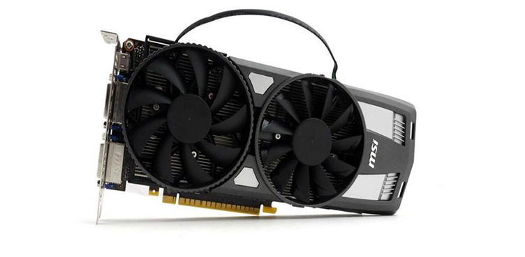 MSI GeForce GTX 650 1GB Power Edition