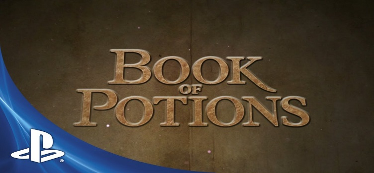 Wonderbook: Book of Potions İncelemesi