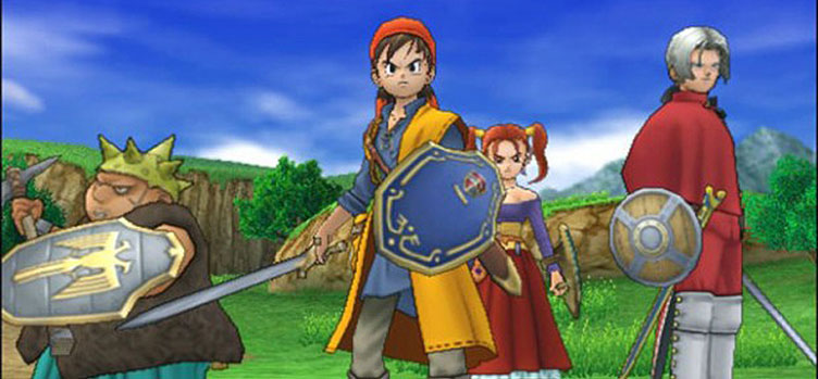 Dragon Quest 8, iOS ve Android'e Geldi
