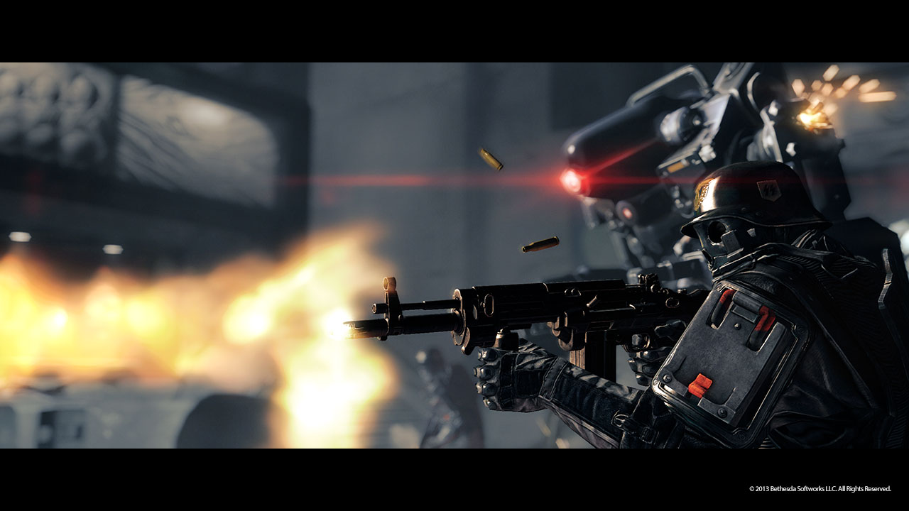 Wolfenstein: The New Order İncelemesi