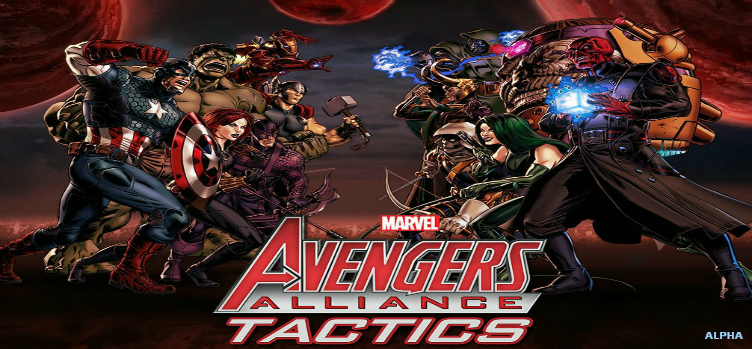 Facebook Avengers Alliance Tactics