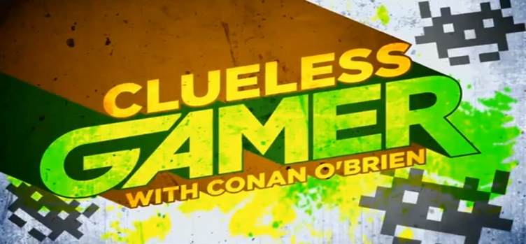 Conan O'Brien Super Smash Bros. Oynarsa