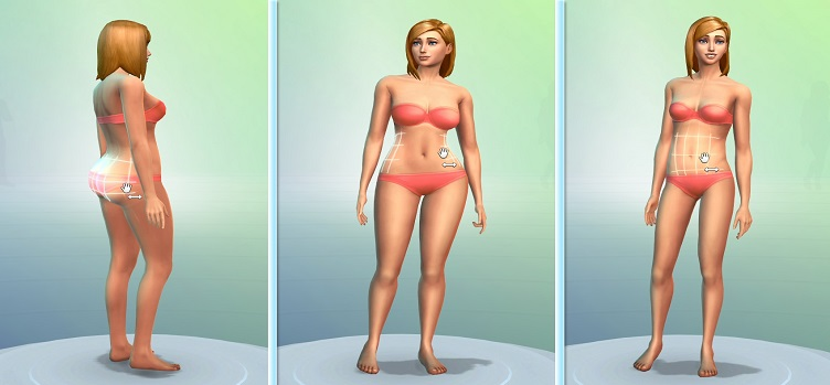 The Sims 4'ten Karakter Yaratma Videosu Geldi!