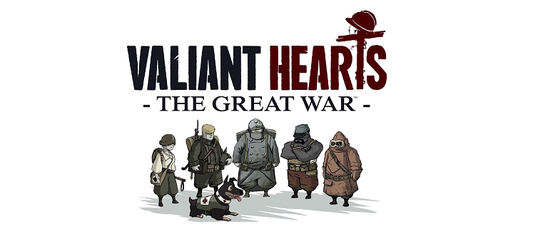 Valiant Hearts: The Great War Çıktı!
