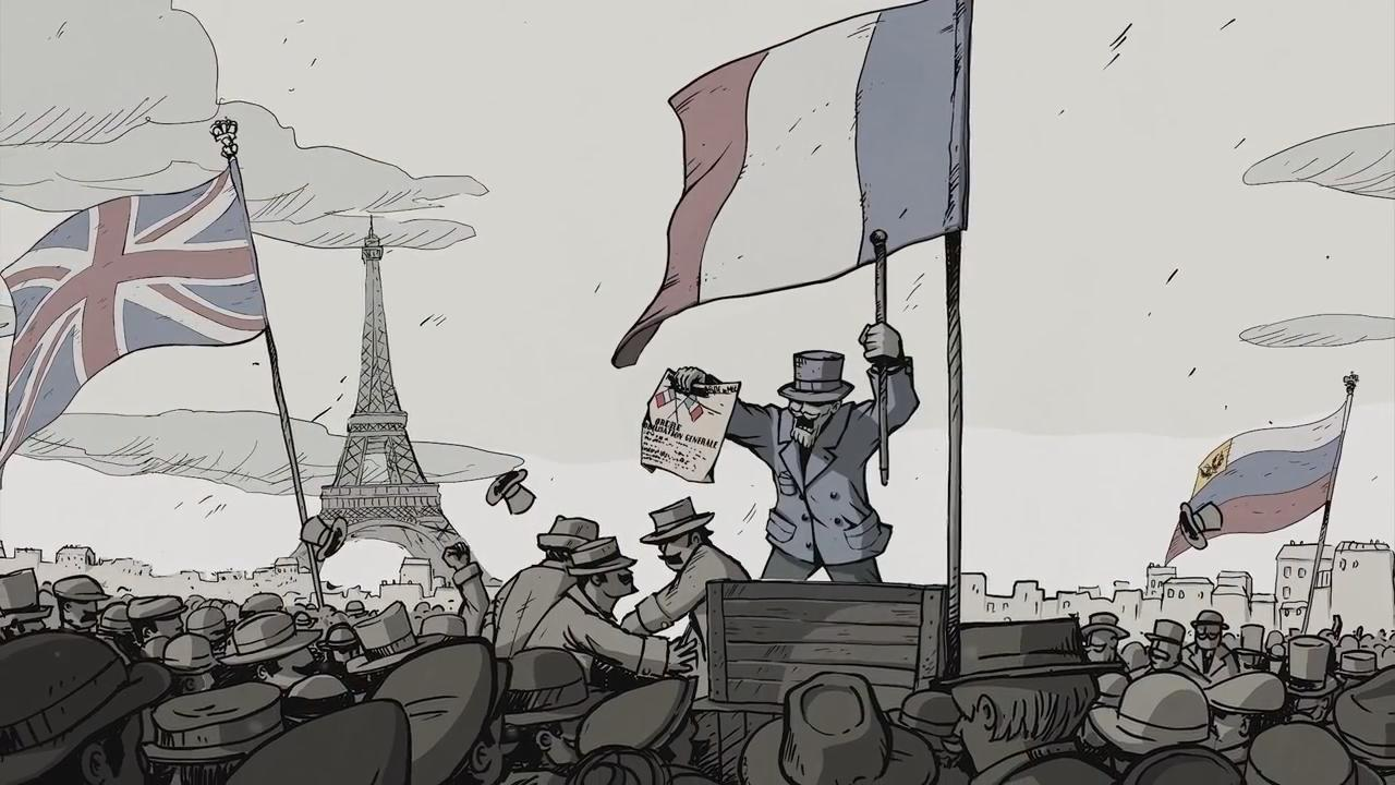 Valiant Hearts: The Great War İncelemesi