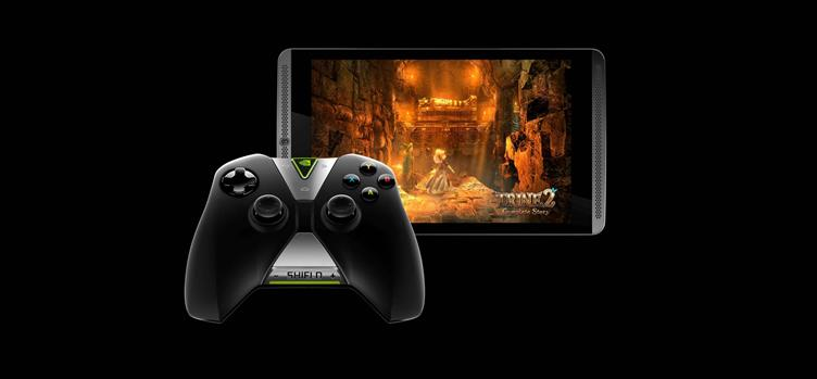 NVIDIA Shield Tablet, Android 5.0 Lollipop'a Kavuştu