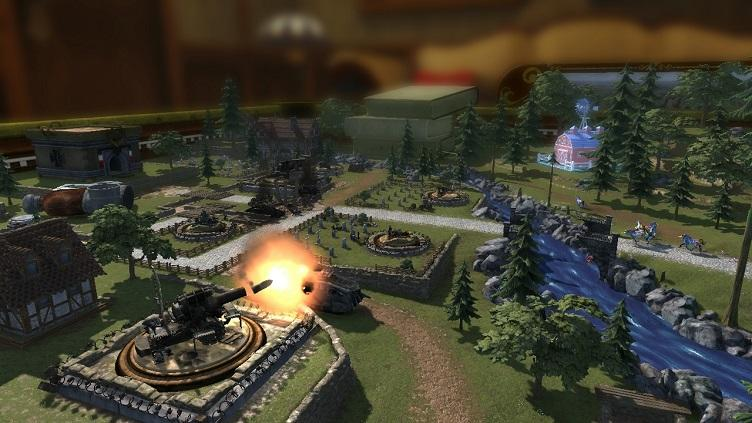 Ubisoft, Signal Studios, Toy Soldiers, Toy Soldiers: War Chest, Oyuncak, PC, PlayStation 4, Xbox One, Oyuncak