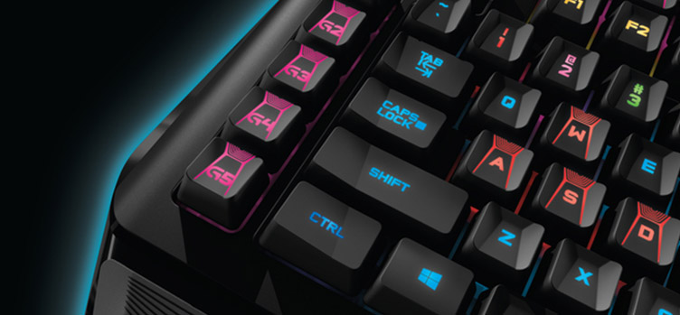 Logitech G910 Orion Spark İncelemesi (Video)