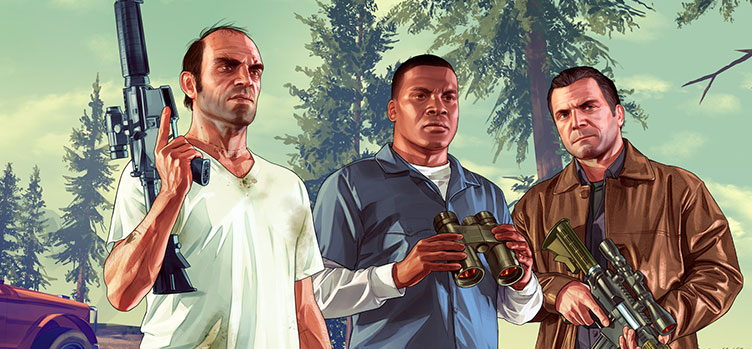 Grand Theft Auto V İncelemesi (PS4)