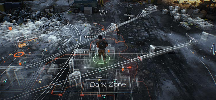 Tom Clancy's The Division Beta – Twitch Yayını ile İlk İzlenim