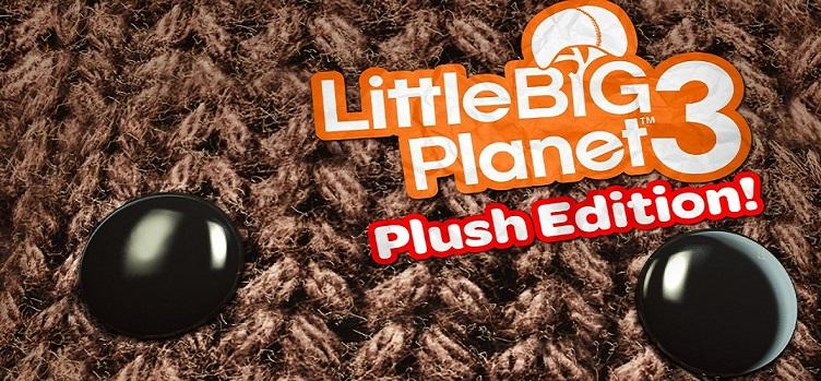 Little Big Planet 3 Plush Edition Duyuruldu
