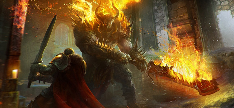 Lords of the Fallen İncelemesi