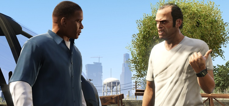 Grand Theft Auto V'in Franklin'i Çok Yalnız