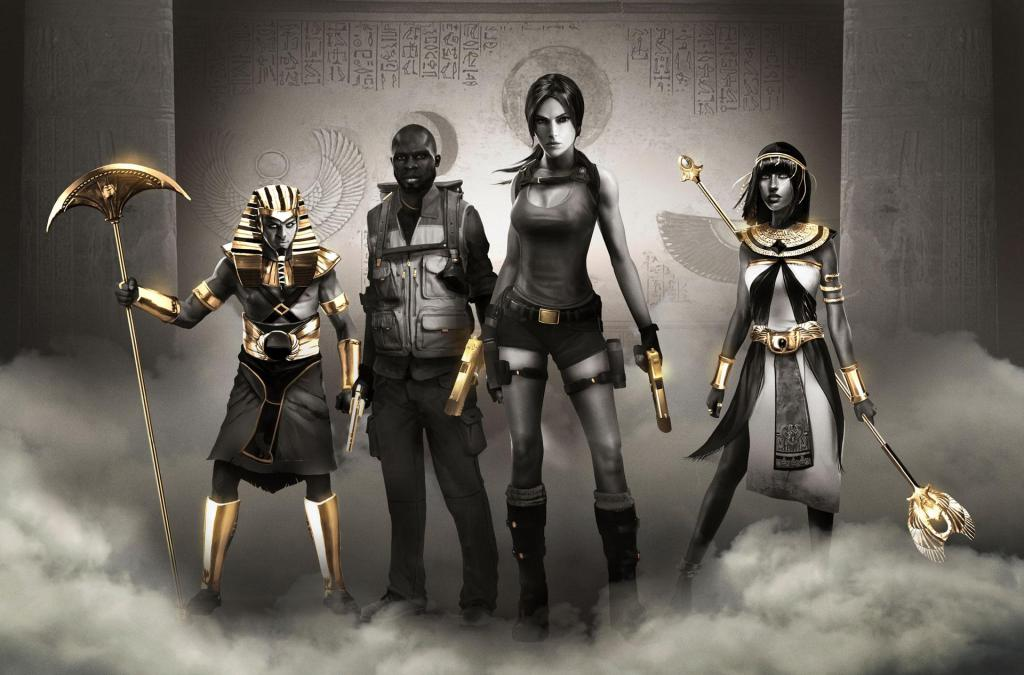 Fragtist Lara Croft and the Temple of Osiris5