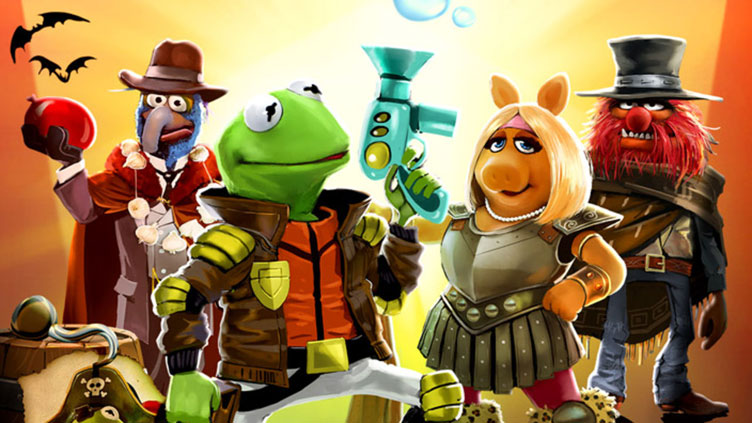 The Muppets Movie Adventures İncelemesi