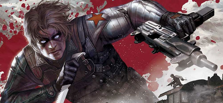 Winter Soldier, Marvel Heroes 2015'te