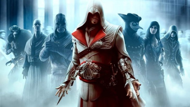 Fragtist Assassin's Creed