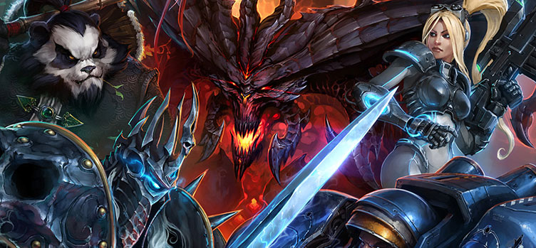 Heroes of the Storm Beta Key İçin Elleri Görelim