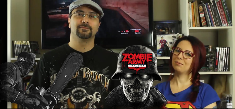 Zombie Army Trilogy Video İncelemesi