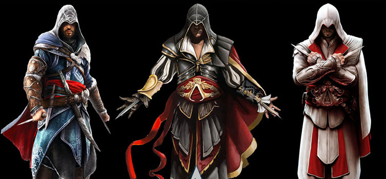 AC Chronicles: China'da Ezio Auditore Olmak