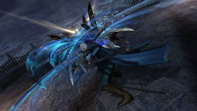 Fragtist Vergil Devil May Cry 4 Special Edition Yamato