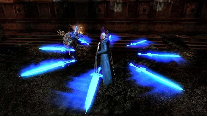Fragtist Vergil Devil May Cry 4 Special Edition