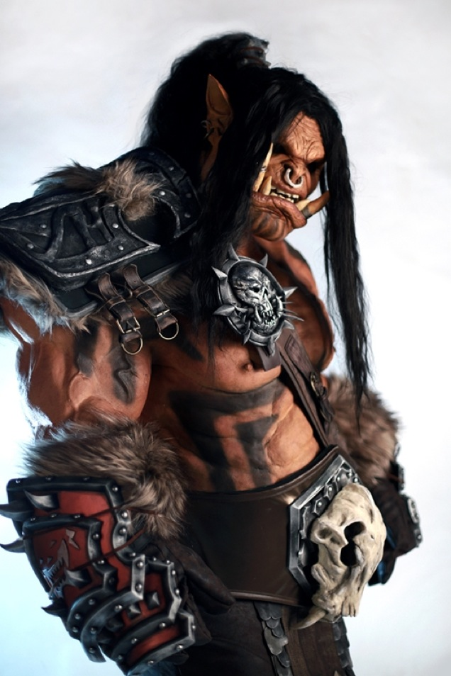 Fragtist Grommash Hellscream cosplay (8)