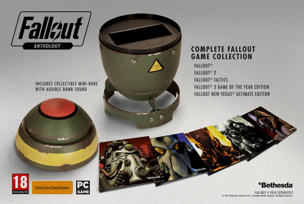 Fragtist Fallout Anthology