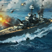 World of Warships'e Alman Teknoloji Ağacı Ekleniyor