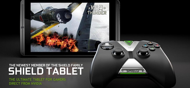 NVIDIA'nın Oyun Odaklı Tableti: NVIDIA Shield Tablet X1
