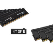 HyperX'ten Yüksek Kapasiteli DDR4 Predator ve Savage RAM Kit'leri!