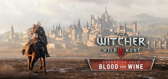 The Witcher 3: Wild Hunt 'Blood and Wine' Yeni Ekran Görüntüleri