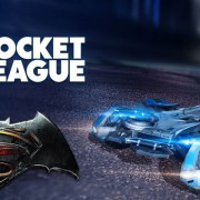 Rocket League'e Batmobile Geliyor!