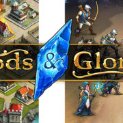 WG Labs ilk Mobil Oyunu Gods and Glory'i Sunar