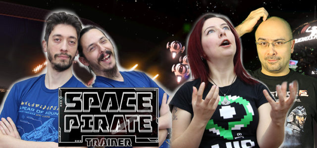 Space Pirate Trainer – Fragtist Ofis VR Challenge – Bölüm 1