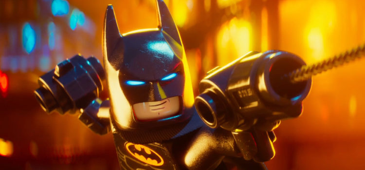 The Lego Batman Movie'ye Gidilir mi?