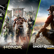 NVIDIA GeForce GTX'ten For Honor veya Ghost Recon Wildlands Hediye