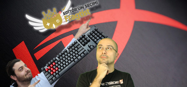 Kingston'ın HyperX Alloy FPS Klavyesini İnceledik!