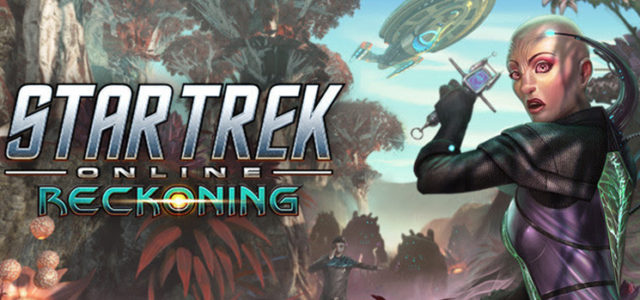 Star Trek Online'ın 12. Sezonu, 18 Nisan'da PS4 ve Xbox One'da