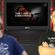 Asus ROG Strix GL502VS Notebook İncelemesi