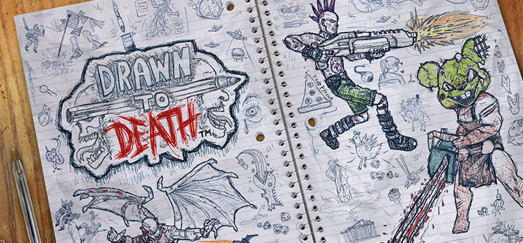 Drawn to Death İncelemesi