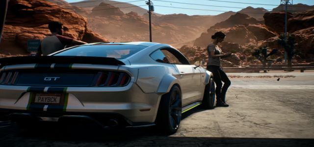 E3 2017: Need For Speed Payback'ten Bir Soygun Gösterildi