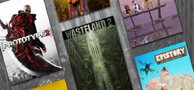 Wasteland 2 ve Prototype 2 Humble Jumbo Bundle 10'da!