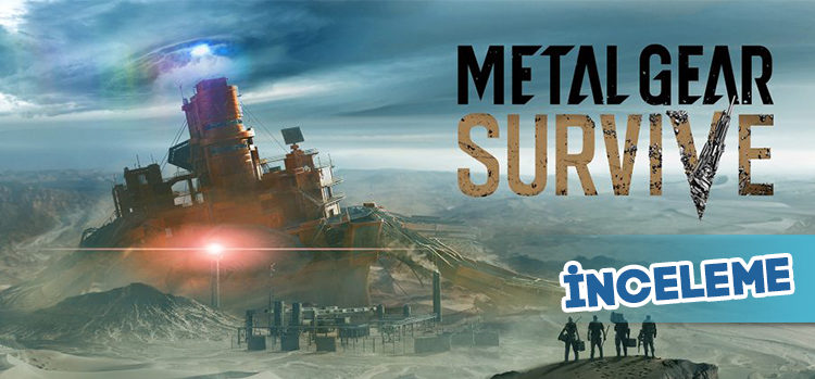 Metal Gear Solid Survive İncelemesi