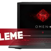 HP Omen HP 15-CE008NT Notebook | İnceleme