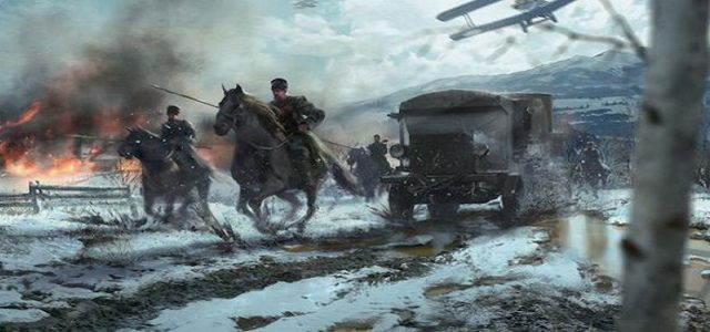 Battlefield 1'in In the Name of the Tsar DLC'si Konsolda Ücretsiz!