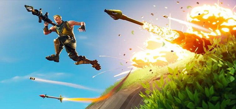 Fortnite Battle Royale'e Market Arabaları Geldi!